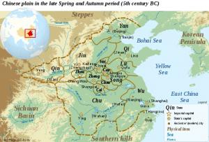 Chinese states