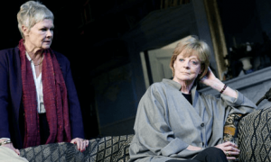 Judi Dench and Maggie Smith in The Breath of Life