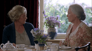 Judi Dench and Maggie Smith in Ladies in Lavender