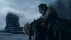 Game of Thrones: Jon Snow killing Dany