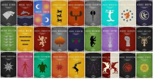 A Song of Ice and Fire sigils