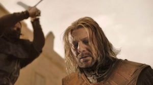 Game of Thrones: Ned Stark death