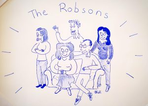 The Robson family