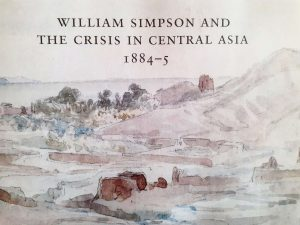 William Simpson and the Crisis in Central Asia title page